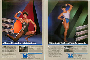 Midwest Steel Ad Campaign