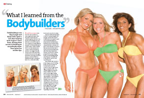 What I Learned From the Body Builders